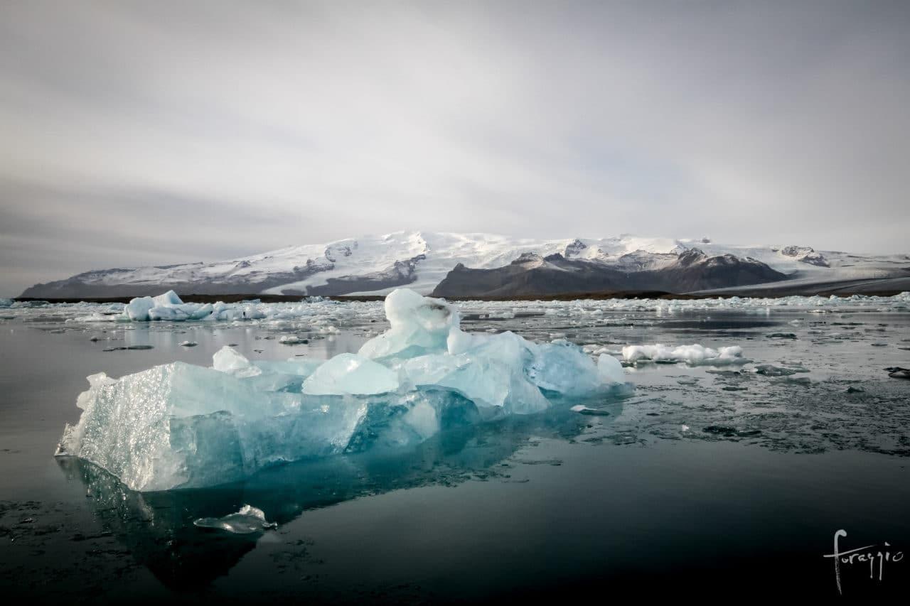 Jökusárlón, Iceland, glaciers, ice