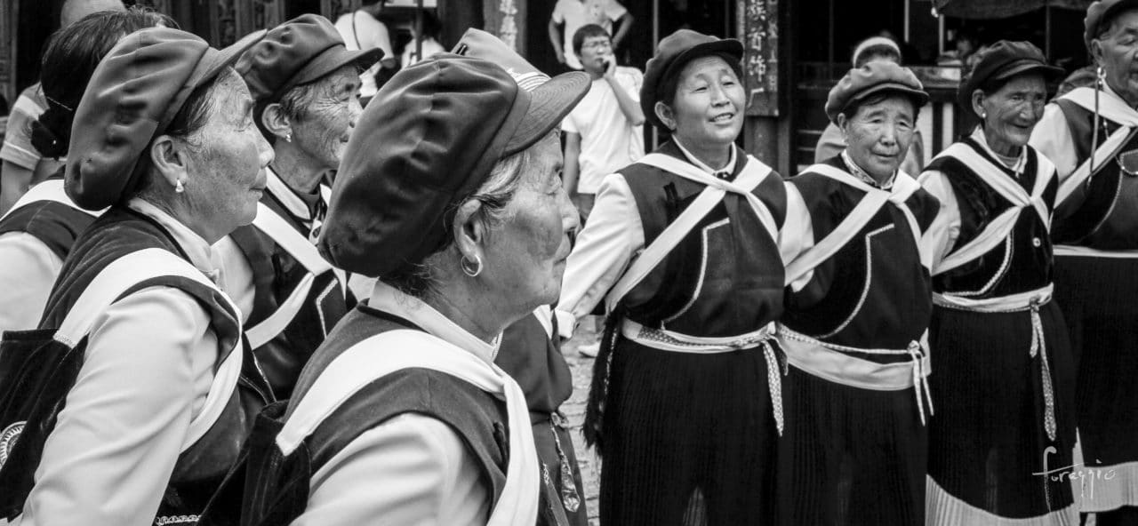 Dancers in Lijiang | Foraggio Photographic