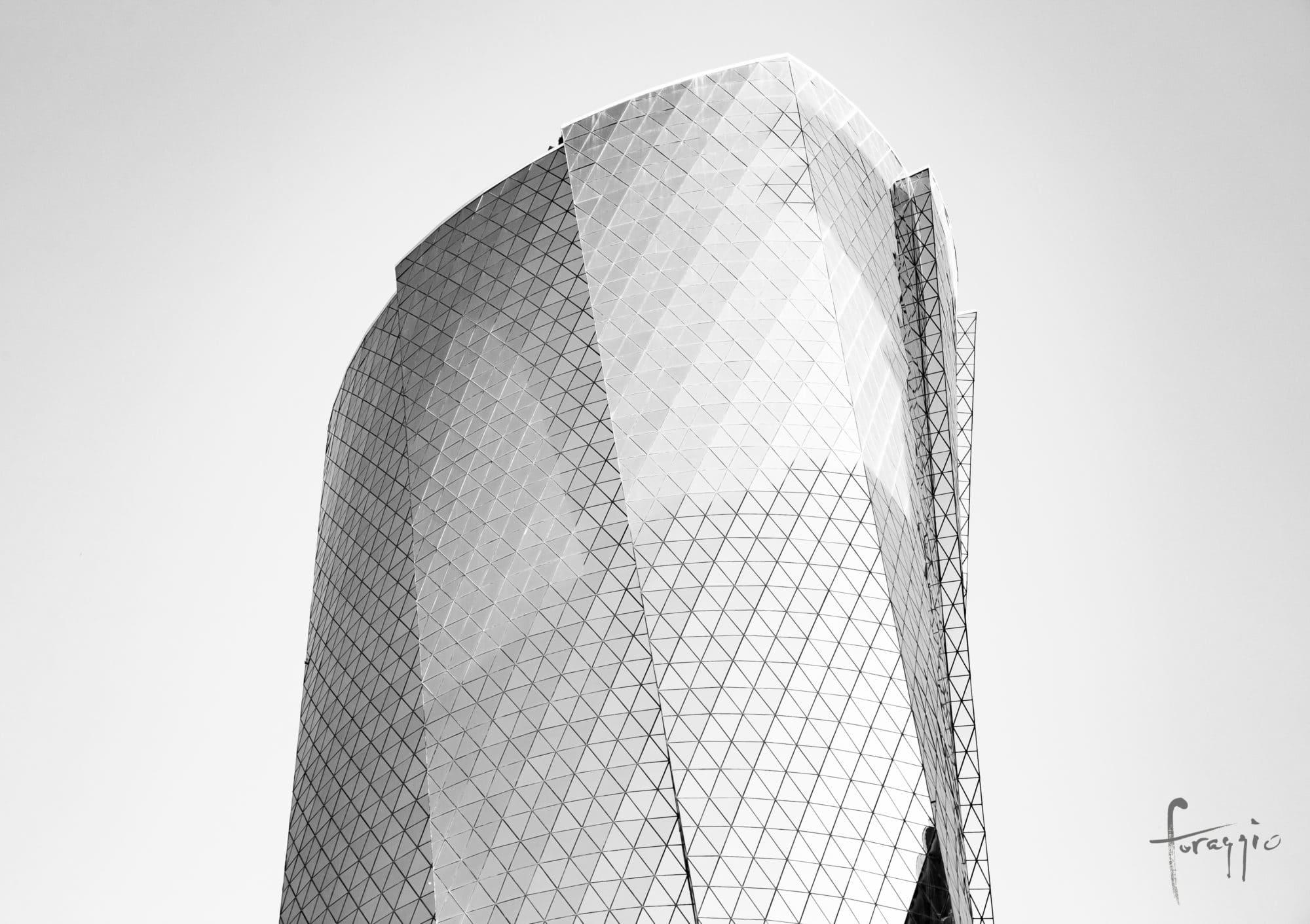 Starkitecture | Al Bidda Tower, Doha | Foraggio Photographic