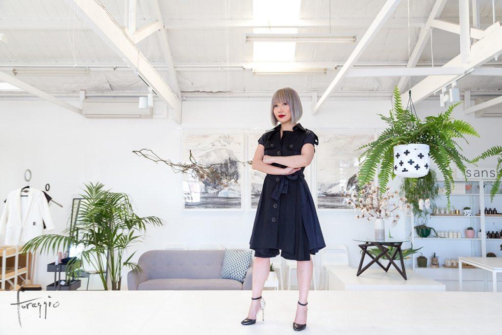 Sydney entrepreneur Jacalin Ding | Foraggio Photographic