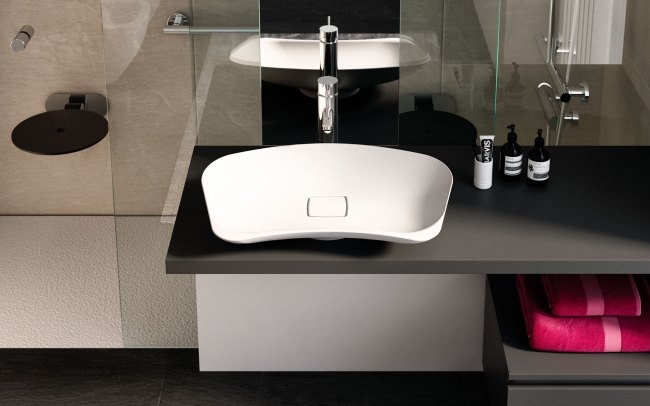 Prime, the first and only wash basin also for disabilities that respects the regulations in place and the dignity of people