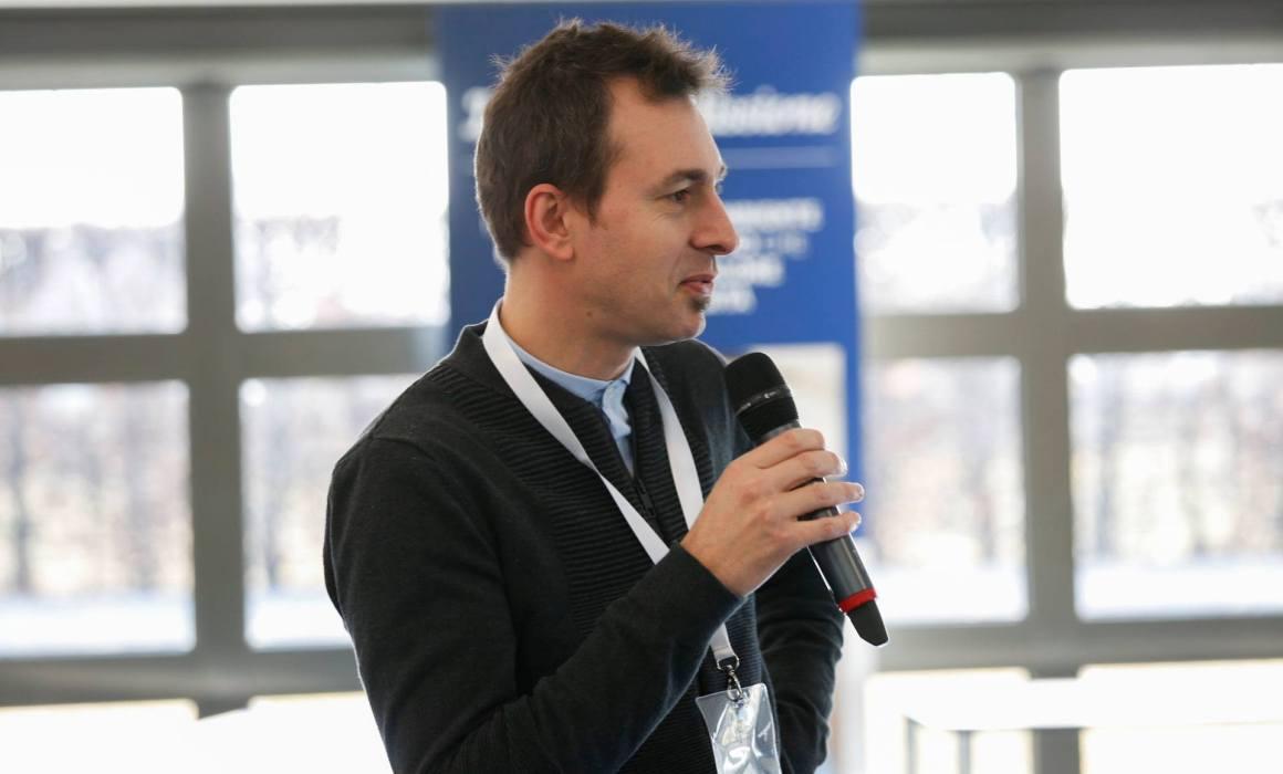 Francesco Rodighiero | Nuovo presidente dell'Associazione Design for All Italia 2021