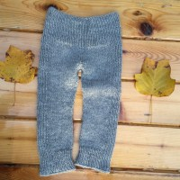 Done!  Woolen Pants