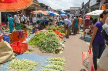 Friday Market in Mapusa, Goa.