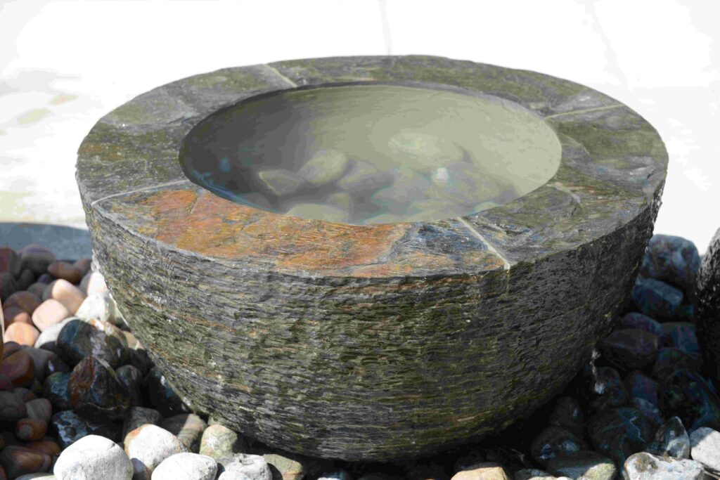 Buy Foras Pure Layered Slate 75cm Water Feature