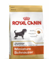 Royal Canin Schnauzer Mini Junior 1,5 Kg.