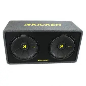 Kicker 40DCWS122 Review