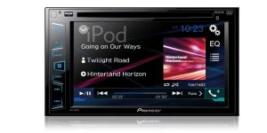 Pioneer AVH-280BT Review3