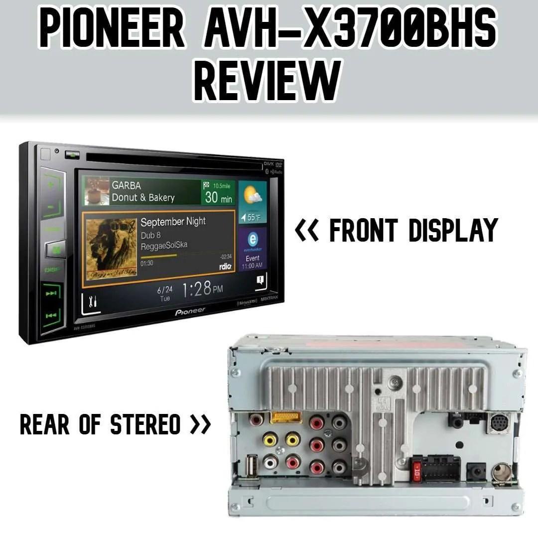 pioneer avh-x3700bhs review   ForAudioGeeks.Com on
