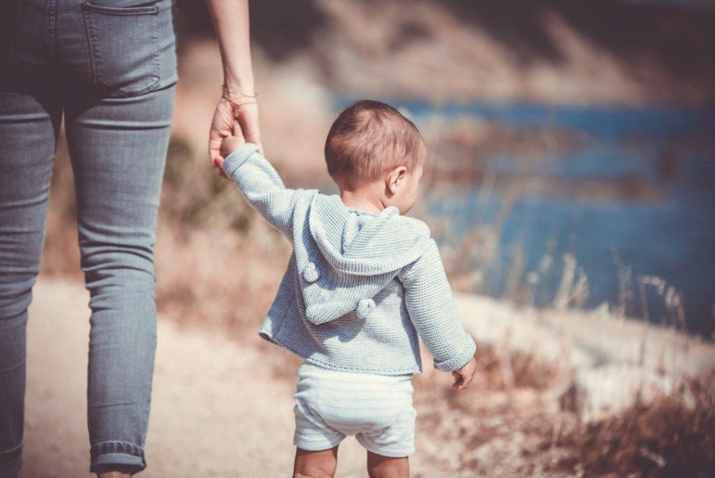 Será que a sua infância está a afetar a do seu filho?