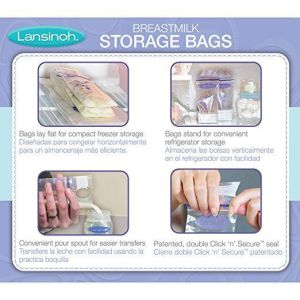 Lansinoh Breastmilk Storage Bags Review/Design