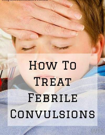 Convulsion fever often make parent fear and don't know how to do