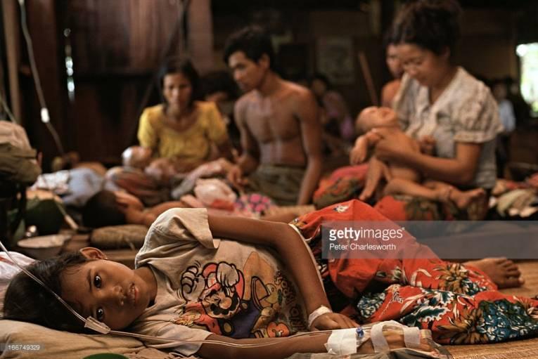 Malariar Fever - fever in infants