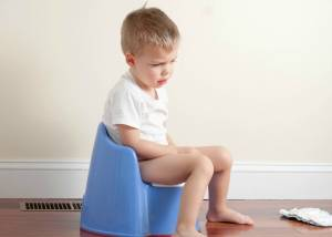 Being too rush to force your toddler with potty training in most cases only brings failure and stress for both of you.