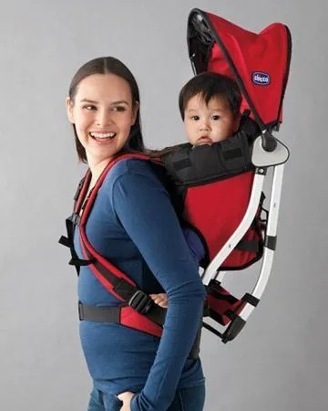 Chicco Hiking Baby Carrier Red Review - Baby care basics, tips ...