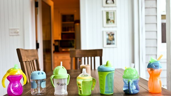 Top 5 Sippy Cups For Breastfed Babies On Amazon