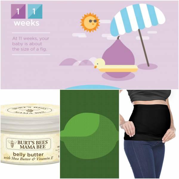 Pregnancy symptoms week 11