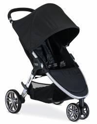 Britax 2017 B-Agile Stroller, Black