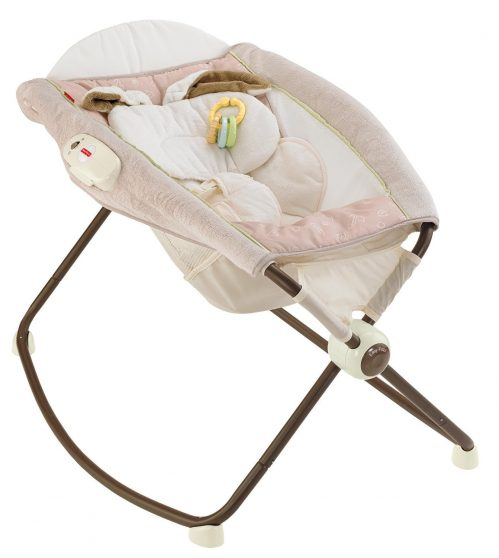 Fisher-Price Newborn Rock n' Play Sleeper, My Little Snugabunny