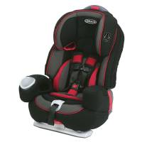 Graco Nautilus 80 Elite 3-in-1 Harness Booster Car Seat, Chili...