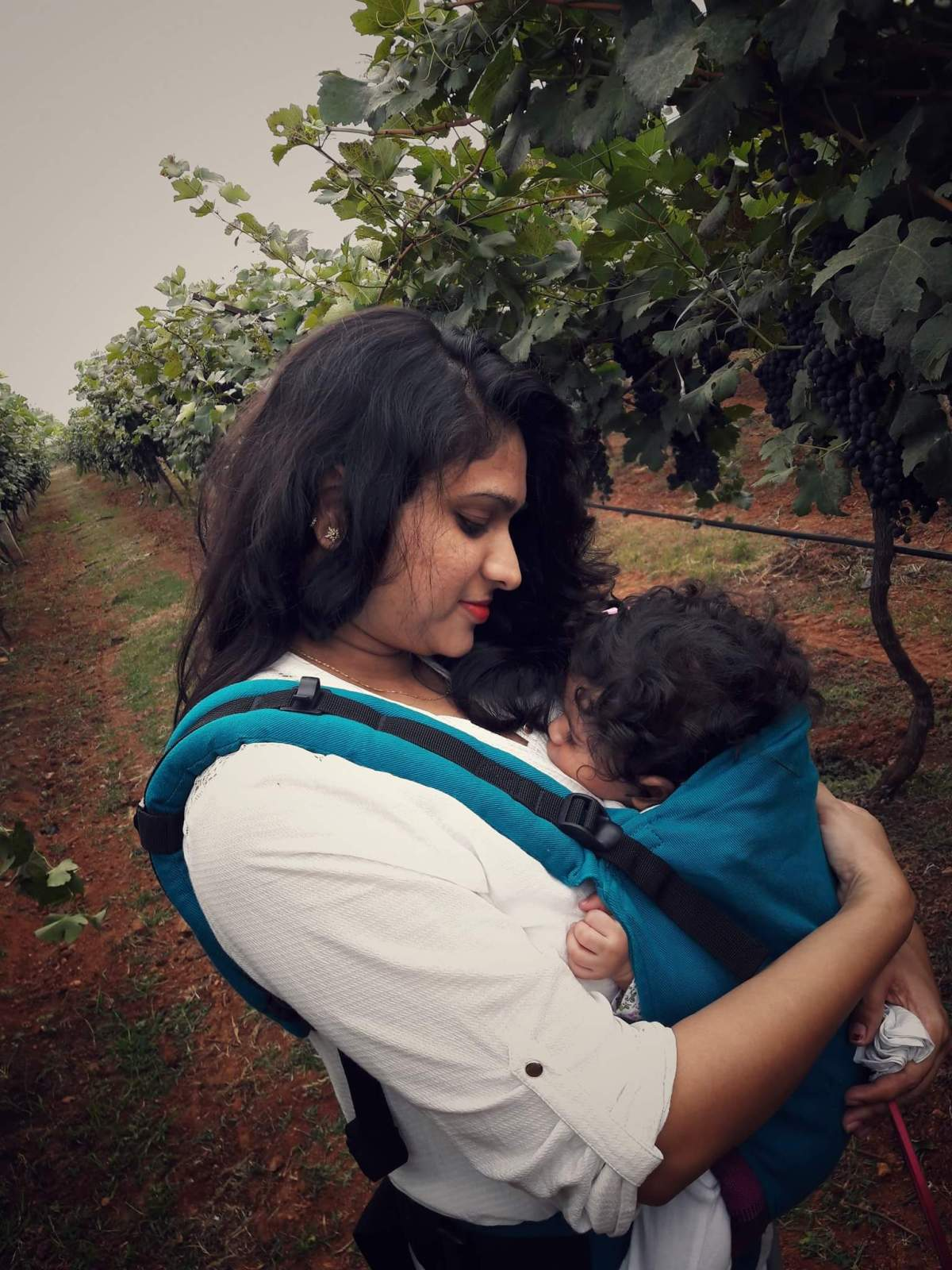 Strength and Bonding with ANMOL BABY CARRIERS!!