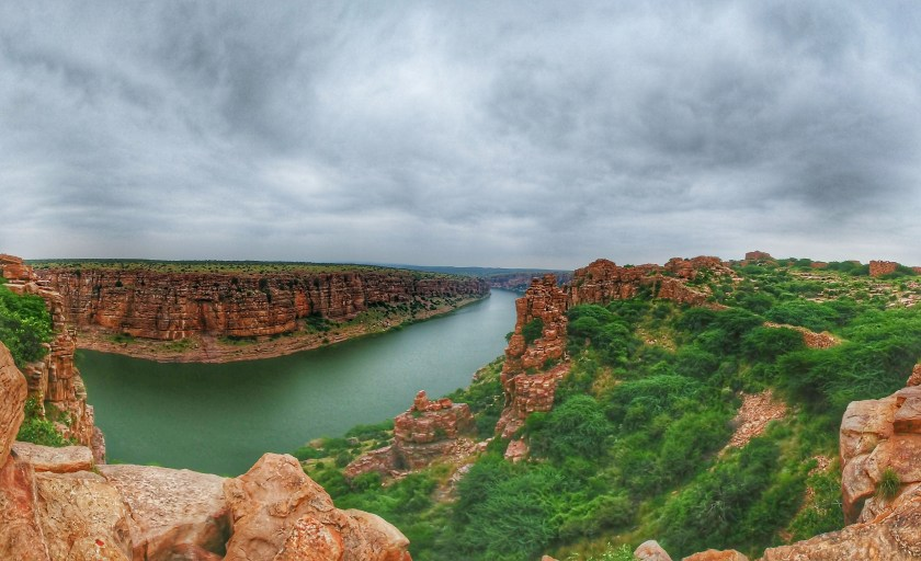 Grand canyon Gandikota