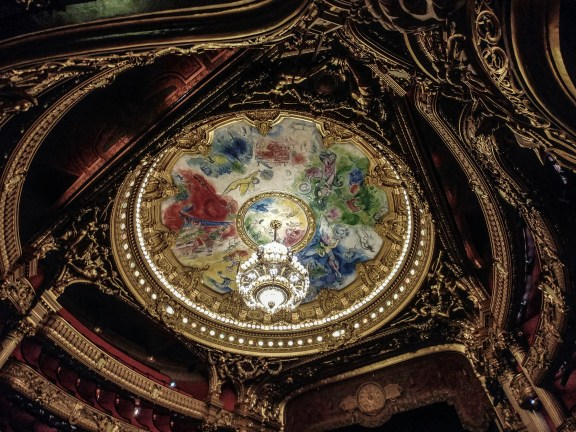 Auditorium Opera Garnier, Paris