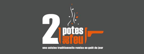 2 Potes Au Feu Logo