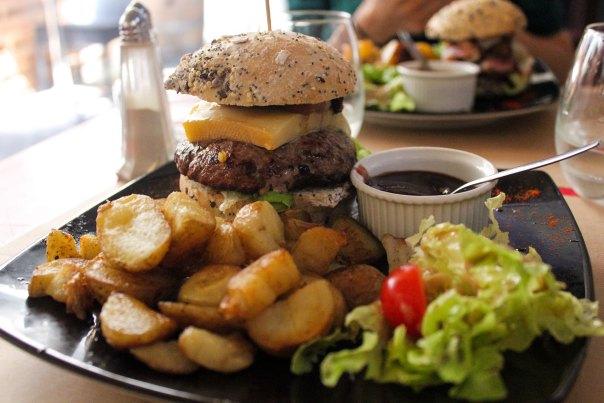 Le Lendemain Burger