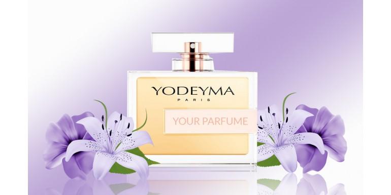 Parfumuri printre flori mov de gradina