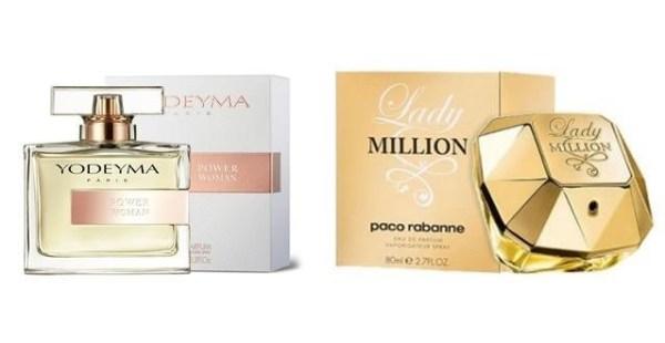 yodeyma power woman apa de parfum 100 ml analogie