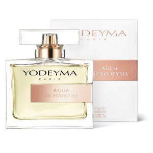 AGUA de YODEYMA Eau de parfum 100 ml - note floral fresh