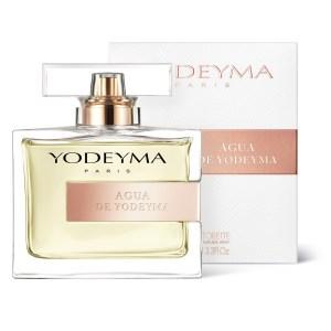AGUA de YODEYMA Apa de parfum 100 ml - note floral fresh
