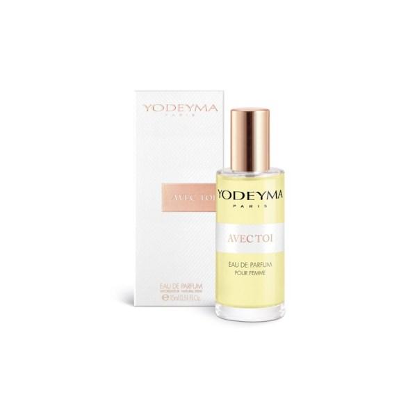 AVEC TOI YODEYMA Apa de parfum 15 ml - note oriental florale