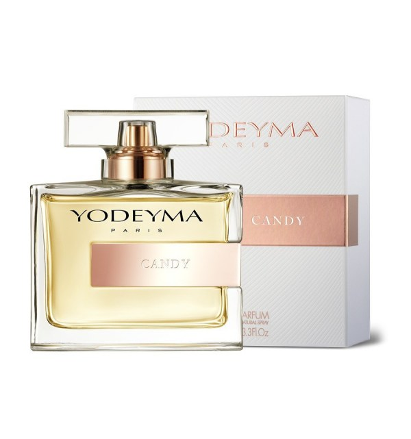 CANDY YODEYMA Apa de parfum 100 ml - note floral fresh
