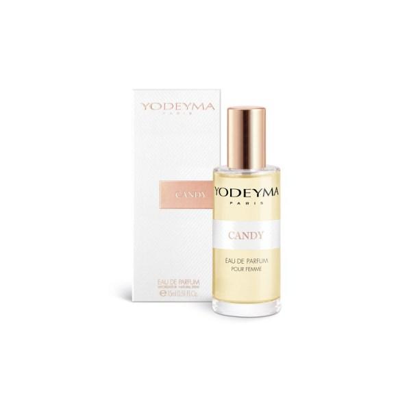 CANDY YODEYMA Apa de parfum 15 ml - note floral fresh