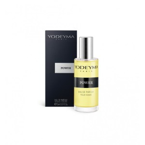 POWER YODEYMA Apa de parfum 15 ml - note chypre lemnosl
