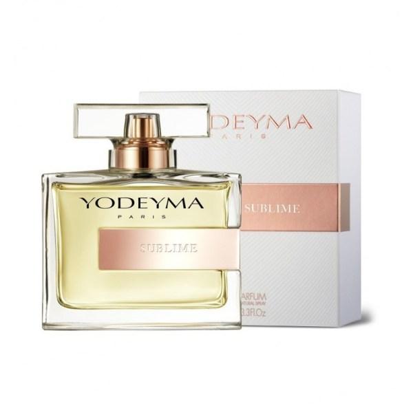 Yodeyma SUBLIME Eau de parfum 100 ml - note oriental picantea 100 ml