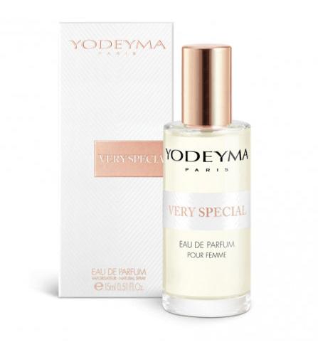 VERY SPECIAL YODEYMA Apa de parfum 15 ml - note oriental-florale