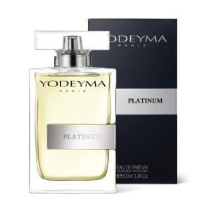 Yodeyma PLATINUM Eau de parfum 100 ml - note aromatice