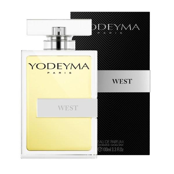 Yodeyma WEST Eau de parfum 100 ml - oriental lemnos