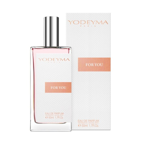 FOR YOU Apa de parfum 50 ml - note floral fructate