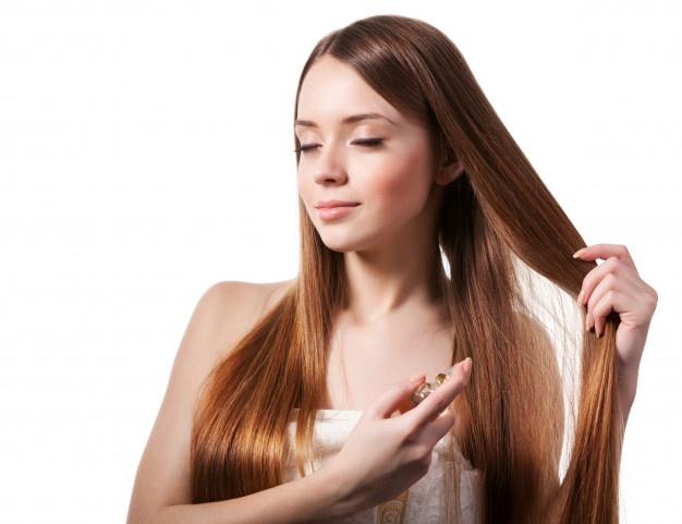 parfumuri de vară pulverizate în păr