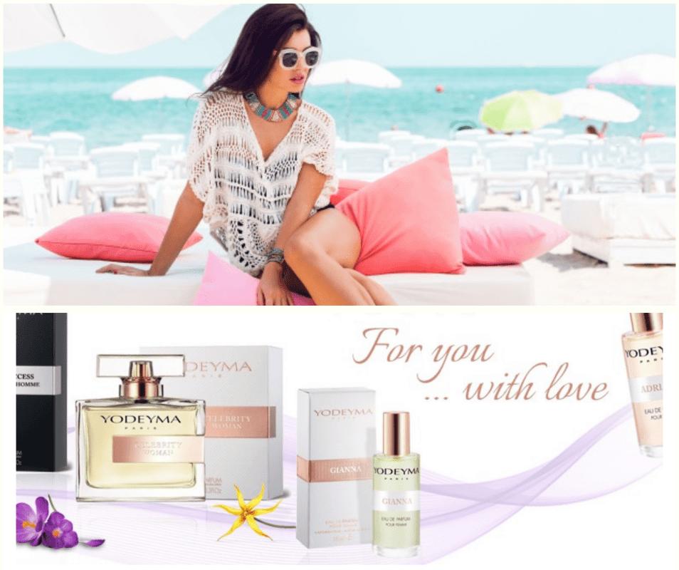 10 avantaje uimitoare ale parfumurilor - fata in vacanta