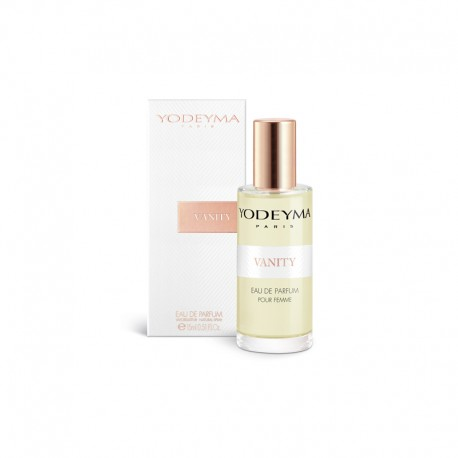 vanity yodeyma apa de parfum 15 ml - note florale