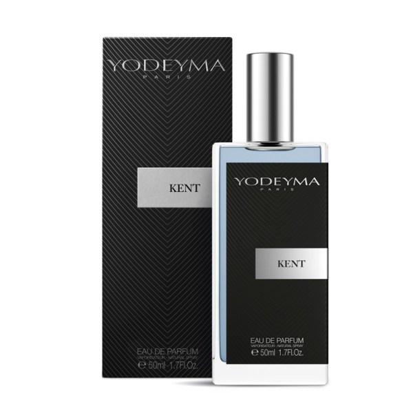 Yodeyma KENT Eau de parfum 50 ml - note fougere woody