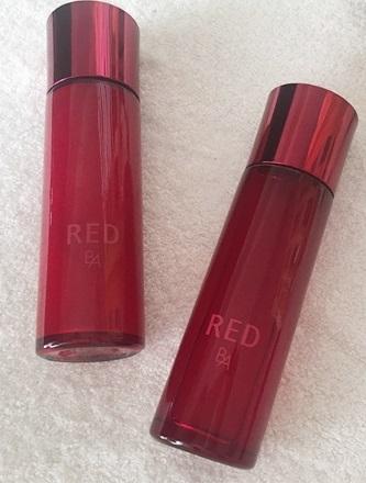 RED B.A モイスチャースターターセット