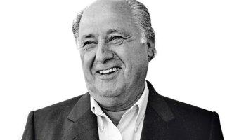 Amancio Ortega, fundador de Inditex