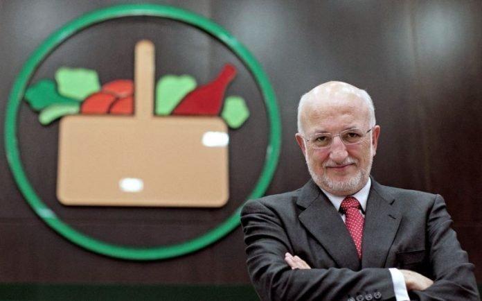 Juan Roig presidente de Mercadona