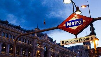 Banco de España Metro